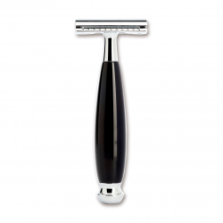 Станок для бритья Boker Safety Razor Resin Black 04BO199SOI