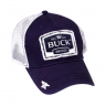 Бейсболка Buck Navy Logo Patch Cap 89123